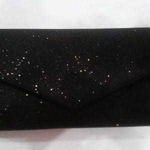 Fekete alkalmi boríték táska 80a3562200