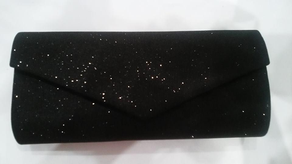 Fekete alkalmi boríték táska – Vintage Varróműhely 161b0fe681